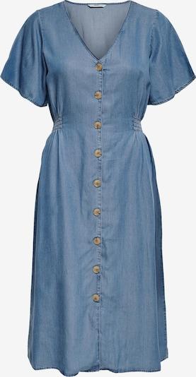 ONLY Robe-chemise 'Nikoline' en bleu denim, Vue avec produit