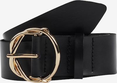 HALLHUBER Belt in Gold / Black, Item view