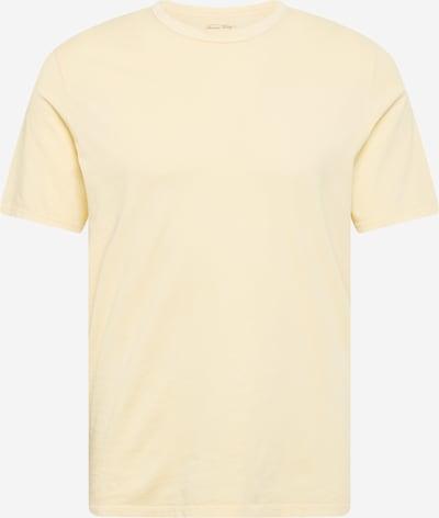 Tricou 'Devon' AMERICAN VINTAGE pe galben deschis, Vizualizare produs