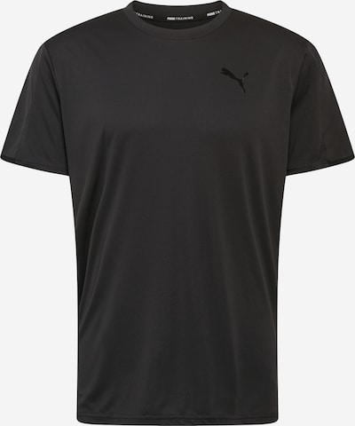 PUMA Camiseta funcional en gris claro / negro, Vista del producto