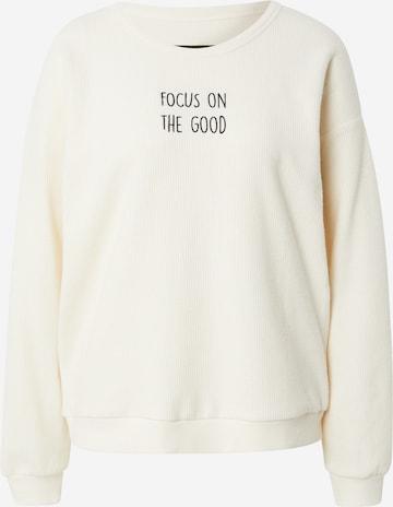 Sweat-shirt PRINCESS GOES HOLLYWOOD en beige