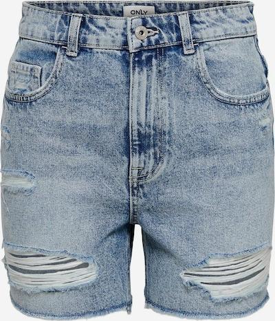 ONLY Shorts 'Bay' in blue denim, Produktansicht