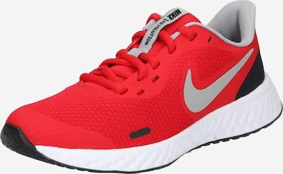 NIKE Calzado deportivo 'Revolution 5' en gris / rojo, Vista del producto