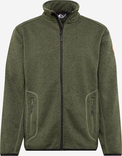 Whistler Jacke in oliv, Produktansicht