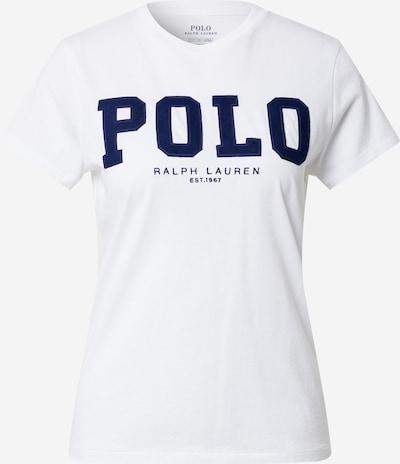 POLO RALPH LAUREN Shirts i marin / hvid, Produktvisning