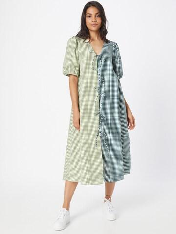Résumé Kleit 'Frankie', värv roheline