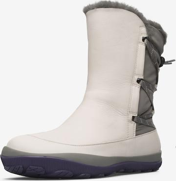 CAMPER Snowboots in Weiß