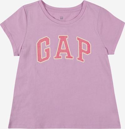 GAP T-Shirt en rose / rouge clair, Vue avec produit