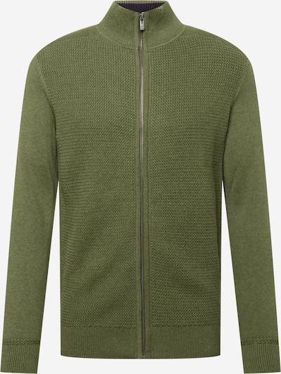 TOM TAILOR Vestes en maille en vert, Vue avec produit