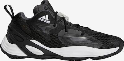 ADIDAS PERFORMANCE Basketballschuh 'Exhibit A' in schwarz, Produktansicht