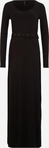 Y.A.S Tall Kötött ruhák 'ELLE' - fekete