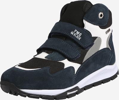 PRIMIGI Sneaker 'LAB GTX 64243' in navy / grau / schwarz / weiß, Produktansicht