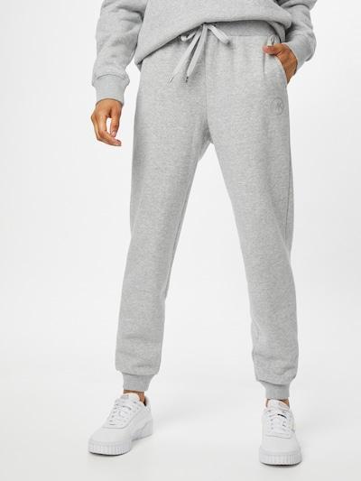 MICHAEL Michael Kors Pantalon en gris, Vue avec modèle