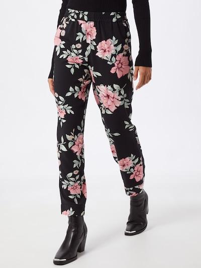 VILA Kalhoty 'Stormi' - mix barev / černá, Model/ka