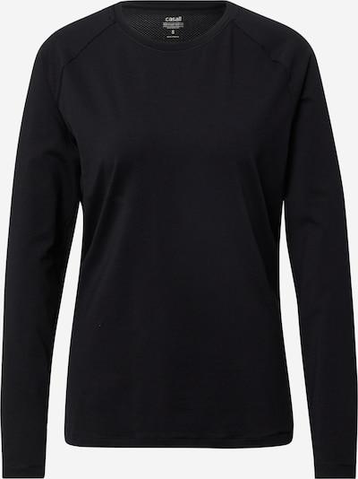 Casall Koszulka funkcyjna w kolorze czarnym, Podgląd produktu