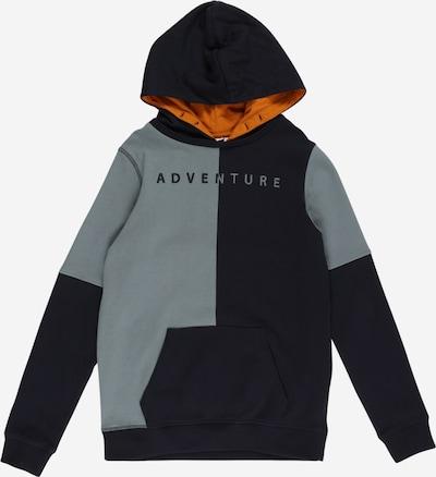 NAME IT Sweatshirt 'LOREN' in kobaltblau / grau, Produktansicht