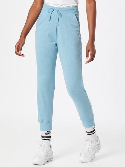 NIKE Športne hlače | svetlo modra barva, Prikaz modela