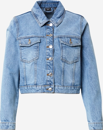 VERO MODA Jeansjacke in blau, Produktansicht