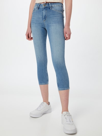 River Island Jeans 'Molly' in blue denim, Modelansicht