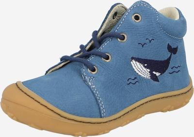 Pepino Ниски обувки 'LUCKY' в син деним / тъмносиньо / бяло, Преглед на продукта