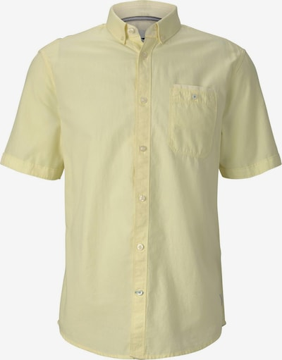 TOM TAILOR Hemd in gelb, Produktansicht