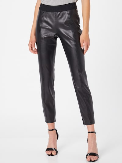 JOOP! Pantalon 'Sophia' en noir, Vue avec modèle