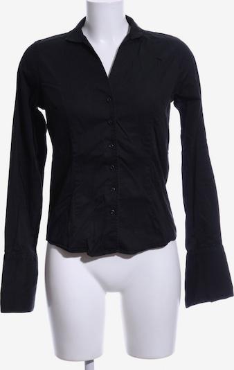 Umani Hemd-Bluse in S in schwarz, Produktansicht