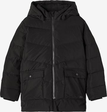 Veste d'hiver NAME IT en noir