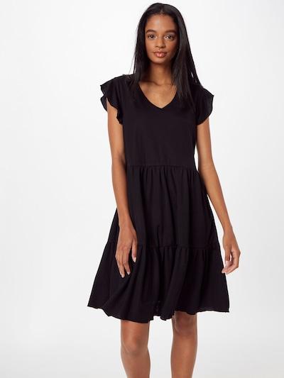 Hailys Obleka 'Leonie'   črna barva, Prikaz modela