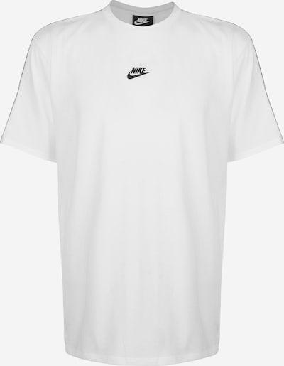 NIKE Shirt 'Repeat' in weiß, Produktansicht