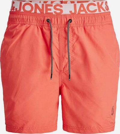 JACK & JONES Sportzwembroek in de kleur Neonoranje / Pasteloranje, Productweergave