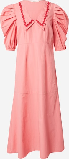 Rochie tip bluză 'Pinka' Love Copenhagen pe roz pal / roșu, Vizualizare produs