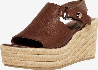 INUOVO Sandalen in schoko, Produktansicht