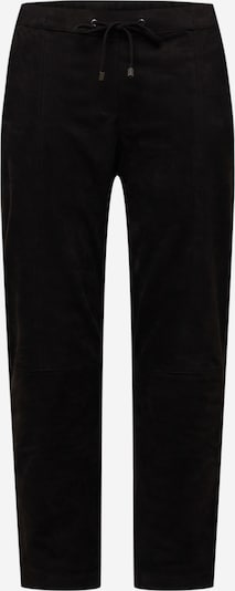 Pantaloni Esprit Curves pe negru, Vizualizare produs