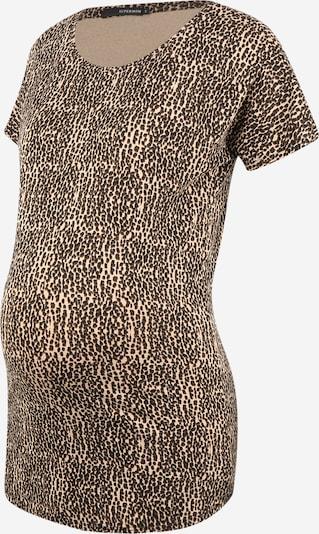 Supermom Majica 'Animal' | bež / rjava barva, Prikaz izdelka