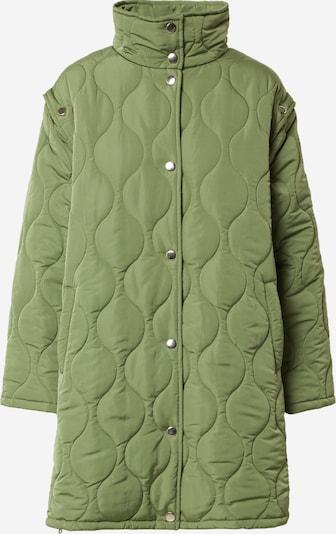 KAREN BY SIMONSEN Overgangsjakke 'Flame' i lysegrøn, Produktvisning