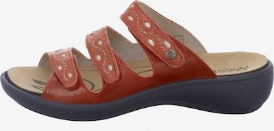 Westland Sandale 'IBIZA' in rot, Produktansicht