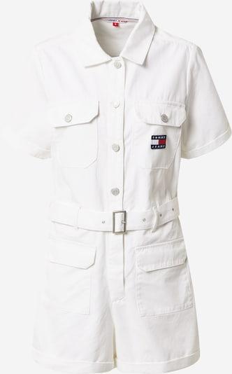 Tommy Jeans Jumpsuit in weiß, Produktansicht
