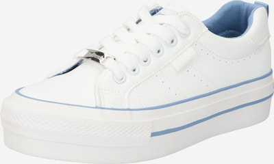 Refresh Sneakers low in Smoke blue / White, Item view