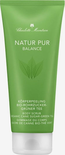 Charlotte Meentzen Body Peeling 'Natur Pur Balance' in Light green, Item view