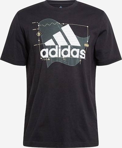 ADIDAS PERFORMANCE Tehnička sportska majica 'Universal BoS' u crna, Pregled proizvoda