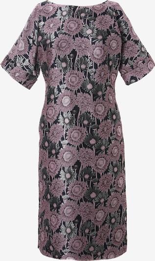 Madam-T Kleid 'JUDY' in blau / grau / lila, Produktansicht