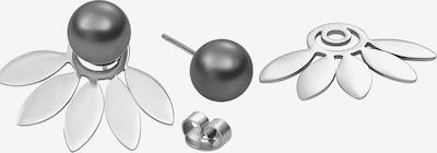 Heideman Ohrschmuck in grau / silber, Produktansicht