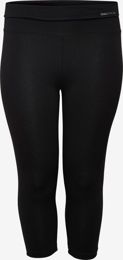 Only Play Curvy Leggings in schwarz, Produktansicht