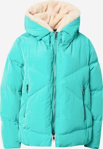 Veste d'hiver 'Snow' BLONDE No. 8 en vert