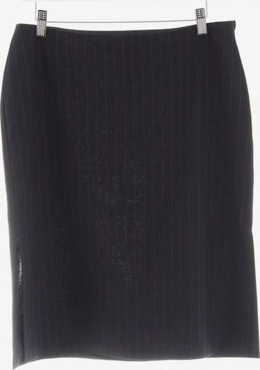 Sisley High Waist Rock in XXL in rot / schwarz, Produktansicht