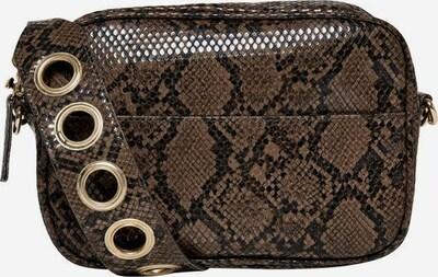 ONLY Schoudertas in de kleur Bruin / Zwart, Productweergave