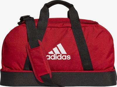 ADIDAS PERFORMANCE Fußballtasche in rot, Produktansicht