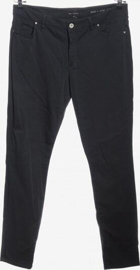 Marc O'Polo Röhrenhose in XS in schwarz, Produktansicht