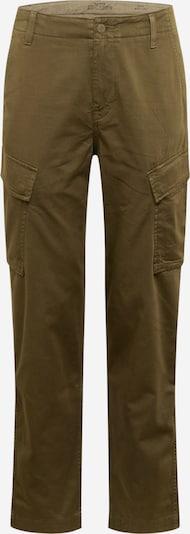 Laisvo stiliaus kelnės iš LEVI'S , spalva - tamsiai žalia, Prekių apžvalga